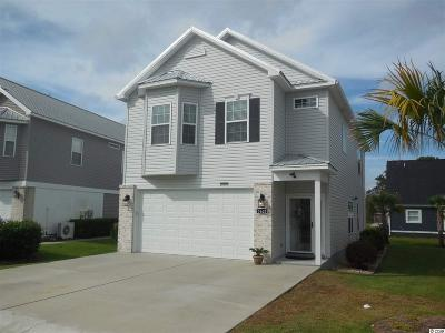 North Myrtle Beach Single Family Home For Sale: 1620 Cottage Cove Circle