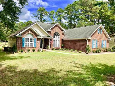 Georgetown Single Family Home For Sale: 124 John Waites Ct.