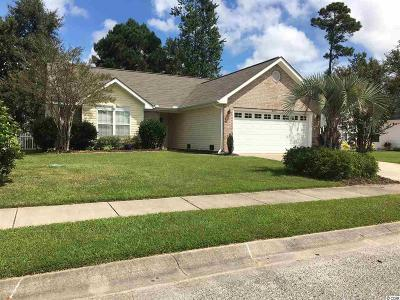 Myrtle Beach Single Family Home Active-Pend. Cntgt. On Financi: 2011 Chadbury Lane