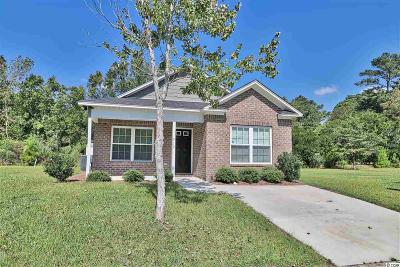 Myrtle Beach Single Family Home For Sale: 912 Ashley Dr