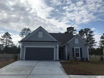Myrtle Beach Single Family Home Active-Pend. Cntgt. On Financi: 6403 Torino Lane