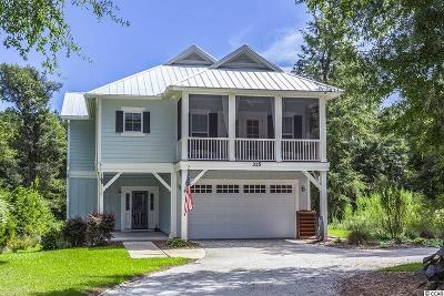 Pawleys Island Single Family Home For Sale: 315 Emerson Loop