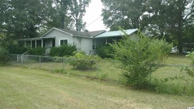 Georgetown Single Family Home Active Under Contract: 363 Cokerville Rd.