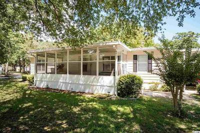 Murrells Inlet Single Family Home For Sale: 572 Lagrande Avenue