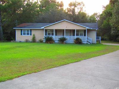 Conway Single Family Home Active-Pend. Cntgt. On Financi: 6120 Highway 701 South