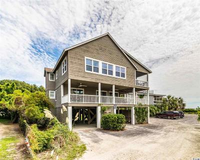Pawleys Island Single Family Home For Sale: 300 Myrtle Avenue