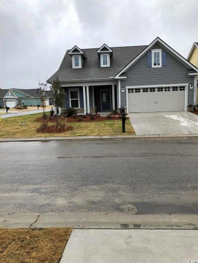 North Myrtle Beach Single Family Home Active-Pend. Cntgt. On Financi: 5124 White Iris Dr