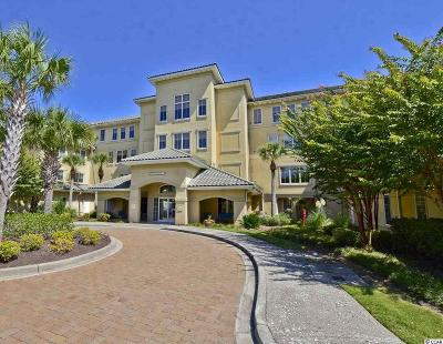 North Myrtle Beach Condo/Townhouse For Sale: 2180 Waterview Drive #527