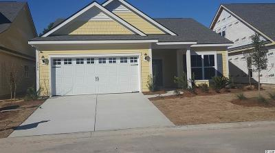 North Myrtle Beach Single Family Home Active-Pend. Cntgt. On Financi: 2480 Tidewatch Way