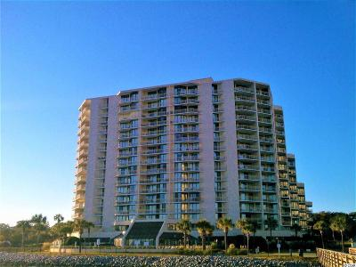 Myrtle Beach Condo/Townhouse For Sale: 101 Ocean Creek Dr. #GG-1