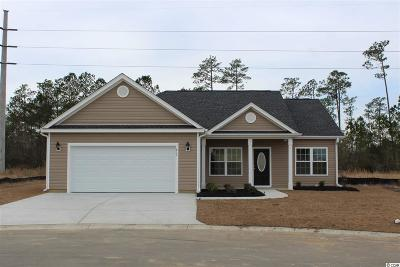 Longs Single Family Home Active-Pending Sale - Cash Ter: 411 Kinsey Way