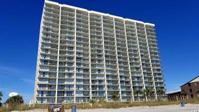 North Myrtle Beach Condo/Townhouse For Sale: 102 N Ocean Blvd. #106