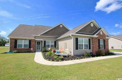 Myrtle Beach Single Family Home Active-Pend. Cntgt. On Financi: 535 Shea Loop