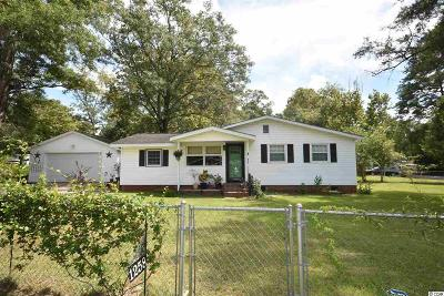 Conway Single Family Home For Sale: 1258 Parkhill Drive