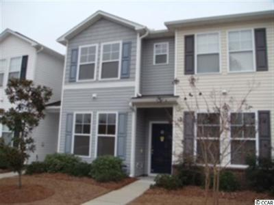 Conway Condo/Townhouse Active-Hold-Don't Show: 326 Kiskadee Loop Unit D #D