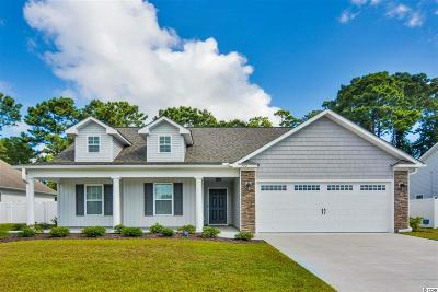 Murrells Inlet Single Family Home For Sale: 342 Southern Breezes Circle