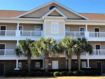 North Myrtle Beach Condo/Townhouse For Sale: 6203 Catalina Ct #1225