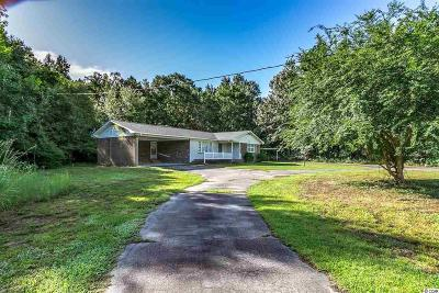Conway Single Family Home For Sale: 5645 S Highway 701 South