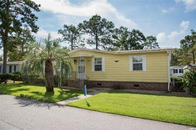 Murrells Inlet Single Family Home For Sale: 3273 Pecan Trail
