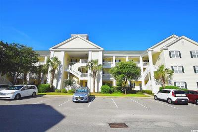 North Myrtle Beach Condo/Townhouse For Sale: 601 Hillside Dr N #3732