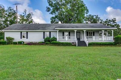 Conway Single Family Home For Sale: 831 Horry Rd