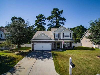 Myrtle Beach Single Family Home For Sale: 104 Zinnia Drive