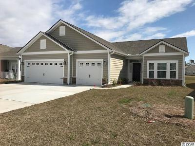 Murrells Inlet Single Family Home For Sale: 101 Mulberry Lane