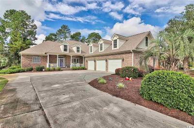 Myrtle Beach Single Family Home For Sale: 4406 Parkland Drive