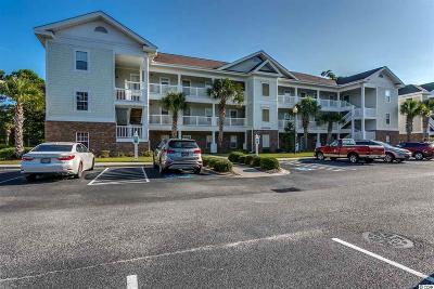 North Myrtle Beach Condo/Townhouse For Sale: 6015 Catalina Drive #521