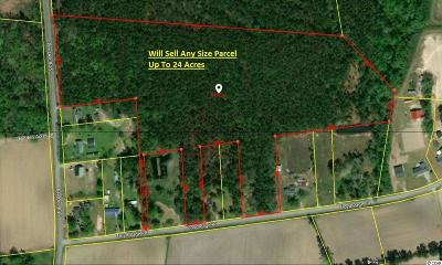 Galivants Ferry SC Residential Lots & Land For Sale: $240,000