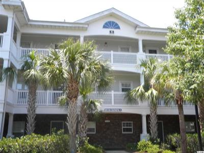 North Myrtle Beach Condo/Townhouse For Sale: 5825 Catalina Dr. #534