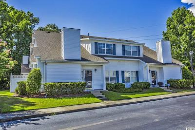 Myrtle Beach Condo/Townhouse For Sale: 124 Gully Branch Lane #1