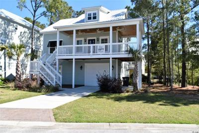 Murrells Inlet Single Family Home For Sale: 159 Summer Wind Loop