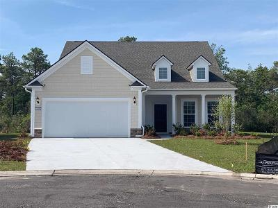 Myrtle Beach Single Family Home Active-Pend. Cntgt. On Financi: 4608 Giddy-Up Court