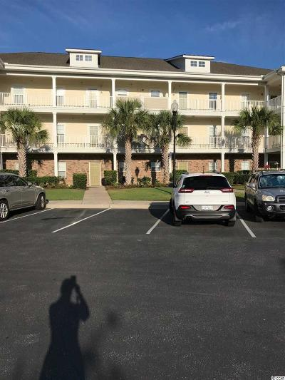 North Myrtle Beach Condo/Townhouse For Sale: 6253 Catalina Drive #933