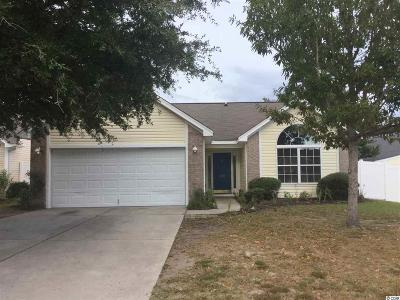 Myrtle Beach Single Family Home For Sale: 326 Thistle Lane