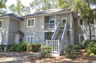 North Myrtle Beach Condo/Townhouse For Sale: 1221 Tidewater Drive #1522