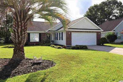 Myrtle Beach Single Family Home For Sale: 311 Sherrybrook Drive