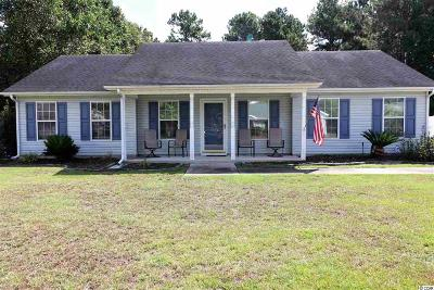 Conway Single Family Home For Sale: 1025 Chateau Drive