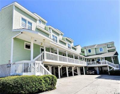 Surfside Beach Condo/Townhouse For Sale: 1113 S Ocean Blvd #601