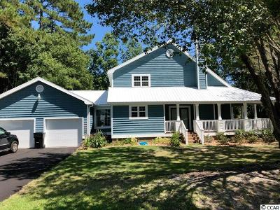 Pawleys Island Single Family Home For Sale: 160 Shipmaster