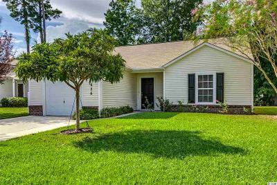 Myrtle Beach Single Family Home Active-Pend. Cntgt. On Financi: 626 Oakhurst Drive