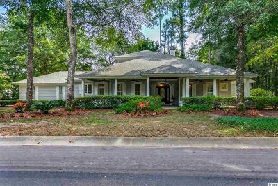 North Myrtle Beach Single Family Home For Sale: 1600 Burgee Ct