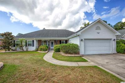 Murrells Inlet Single Family Home For Sale: 1485 Canterbury