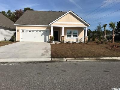 Murrells Inlet Single Family Home For Sale: 809 Cherry Blossom Ln.