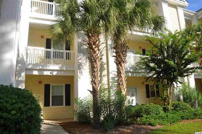 North Myrtle Beach Condo/Townhouse For Sale: 601 N Hillside Dr #4222