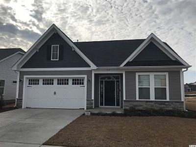 Little River Single Family Home Active-Pend. Cntgt. On Financi: 377 Switchgrass Loop