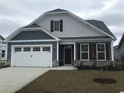 Little River Single Family Home Active-Pend. Cntgt. On Financi: 209 Switchgrass Loop