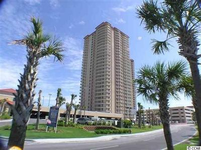 Myrtle Beach Condo/Townhouse For Sale: 8500 Margate Circle #2404