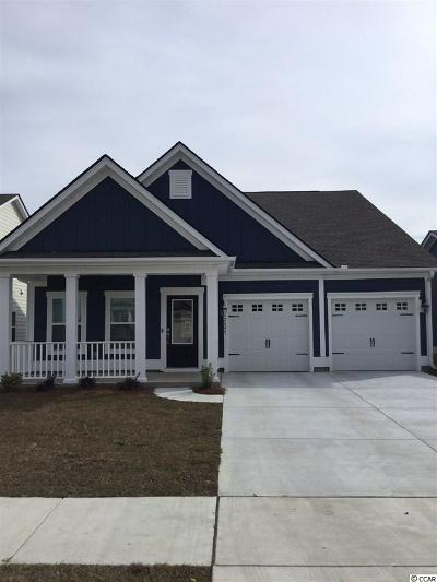 Myrtle Beach Single Family Home Active-Pend. Cntgt. On Financi: 2645 Goldfrinch Dr